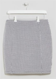 textured-mini-skirt
